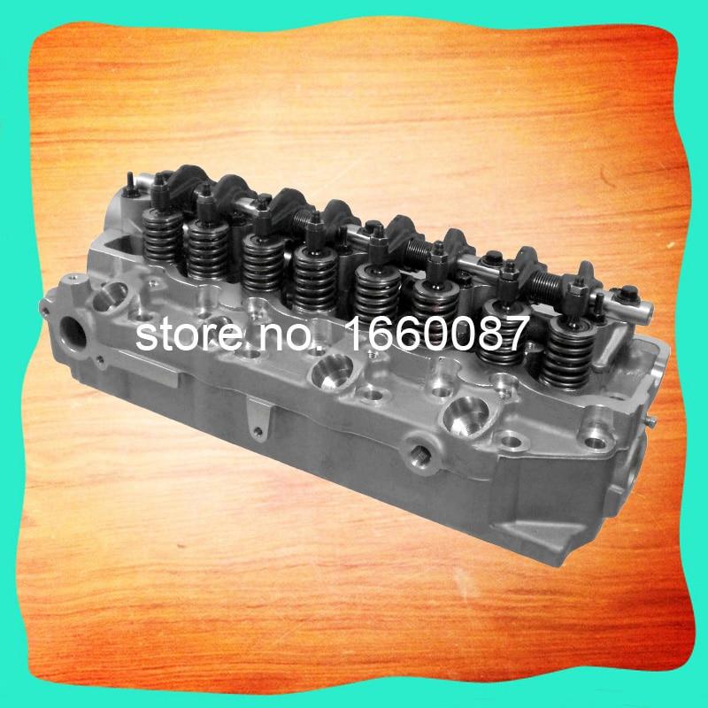 Cabezal de cilindro completo 4D56 MD348983 AMC NO 908 613 para Mitsubishi Montero o para hyundai h1 h100