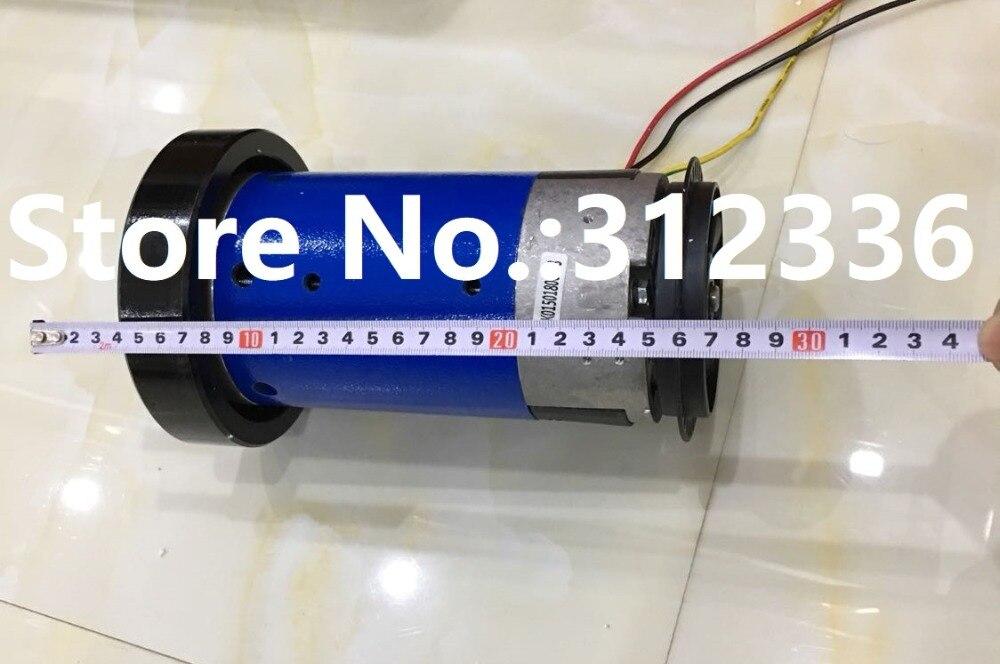 Motor de corriente continua de 3hp B = 65mm F = 270mm, compatible con modelos de cinta de correr, motor Universal, familia SHUA Brother OMA
