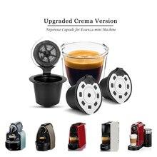 Capsule rechargeable Nespresso   Version améliorée 3-4 pièces, Capsule rechargeable pour machine à café Nespresso Capsule rechargeable, Capsule réutilisable Nespresso