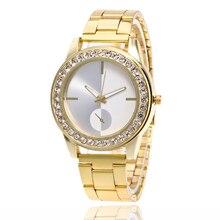 2017 femmes montres marque Top décontracté or Rose montres à Quartz Bracelet montres Relogio Feminino Montre Femme Relojes