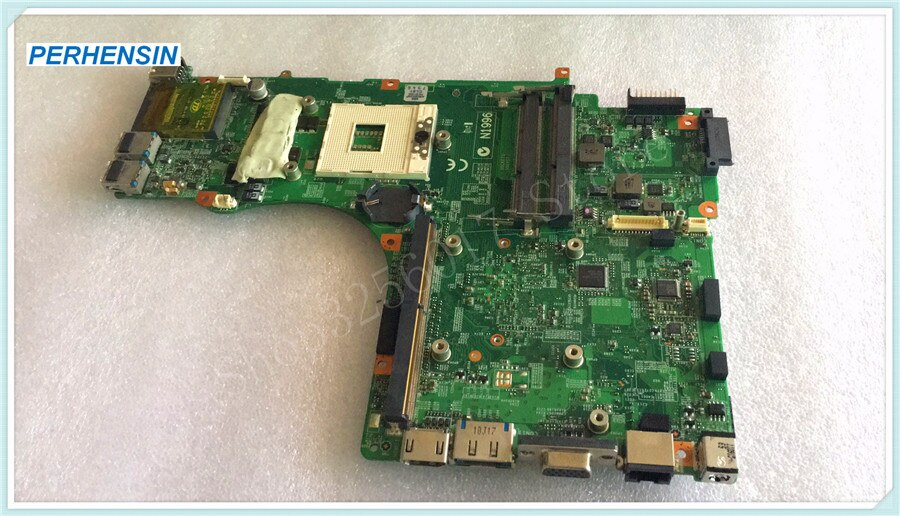 Para MSI GX660R GT660 GT663 placa base de computadora portátil MS-16F11 VER 1,1