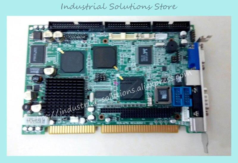 جديد ل PCA-6751 B202-1 الصناعية اللوحة وحدة المعالجة المركزية بطاقة PCA-6751 فير: B202-1 مجلس مع 128M RAM جديد 1 سنة الضمان