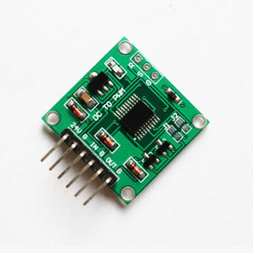 Voltaje a PWM 0-5 V 0-10 V a PWM 0-100% módulo transmisor de transformación lineal