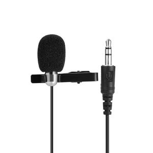 Lavalier Microphone Computer Omnidirectional Mini Mic