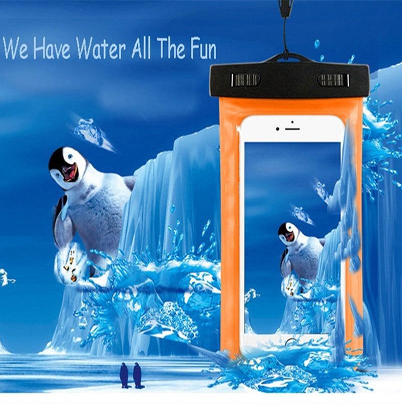 Funda de teléfono Universal impermeable para ASUS ZenFone Go ZB552KL X007D ScreenTouch, funda impermeable para teléfono móvil, accesorio para Smartphone