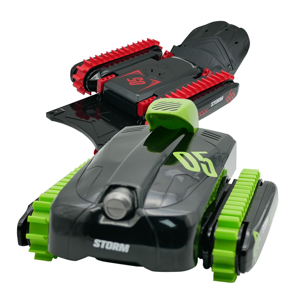 Amphibious Remote Control Car One-Touch Deformation Car And Boat Dual-Use Parent-Child Interactive Kids Toy Gift enlarge