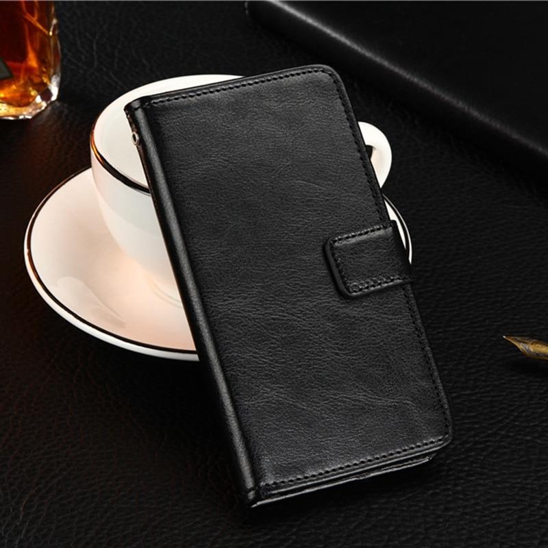 Funda de cuero Cartera de lujo para Samsung Galaxy J2 Core J4 Plus 2018 J2 Prime J1 2016 J120 TPU suave clásico flip Wallet
