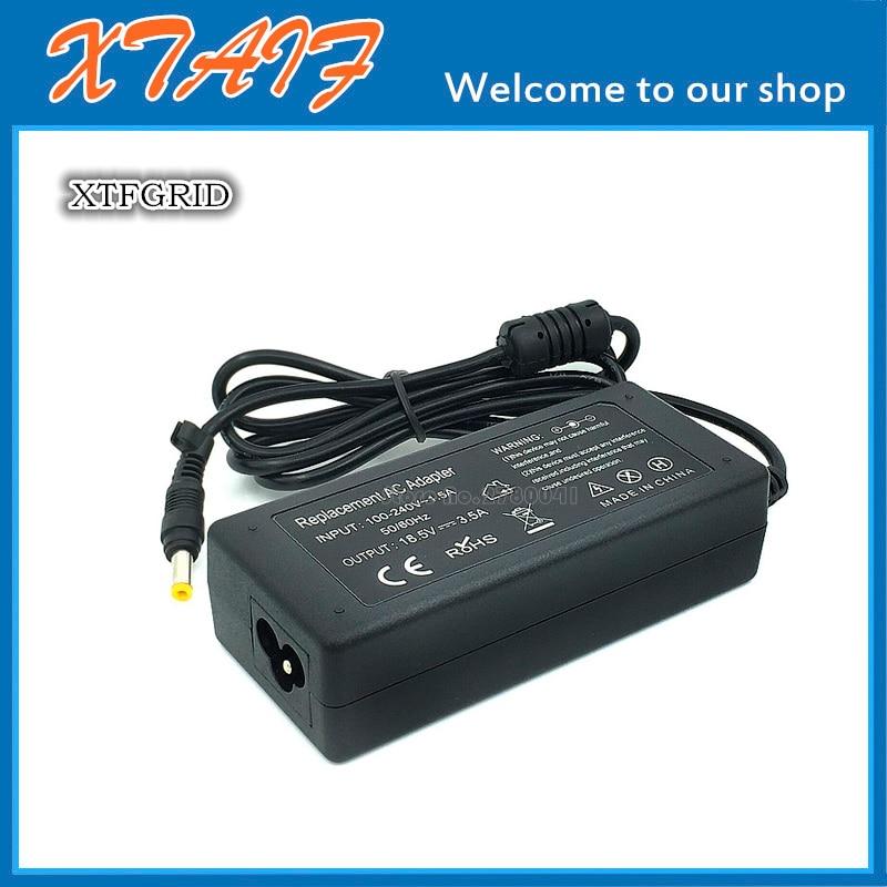 18,5 V 3.5A 65W AC/DC cargador adaptador de fuente de alimentación para...