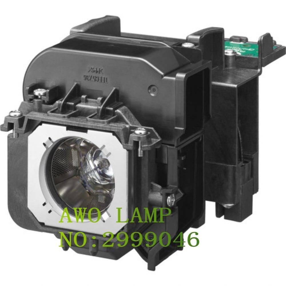 Lampe de remplacement pour projecteur AWO ET-LAEF100 pour Panasonic