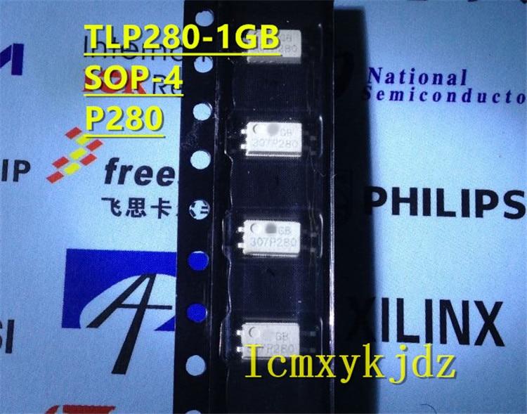 10 stks/partij, TLP280-1 TLP280-4GB P280-1 P280-4, Nieuwe Oiginal Product Nieuwe originele gratis verzending snelle levering