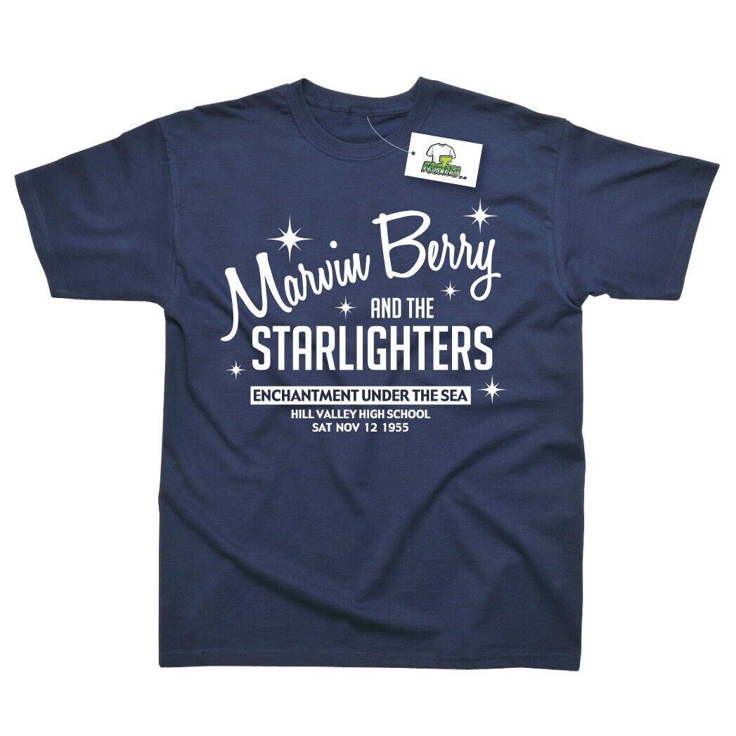 Camiseta de algodón de la camiseta de la manera de la camiseta de la parte posterior al futuro
