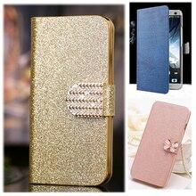 (3 Styles) nouveauté luxe PU cuir Flip pour Aser E3 téléphone portefeuille étui pour acer liquide E3 téléphone sac peau couverture