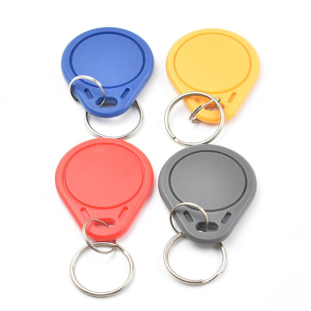 15 unids/lote RFID de 13,56 Mhz nfc Tag Token anillo IC etiquetas compatible parte de NFC productos