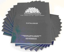 Impression de brochures et de catalogues
