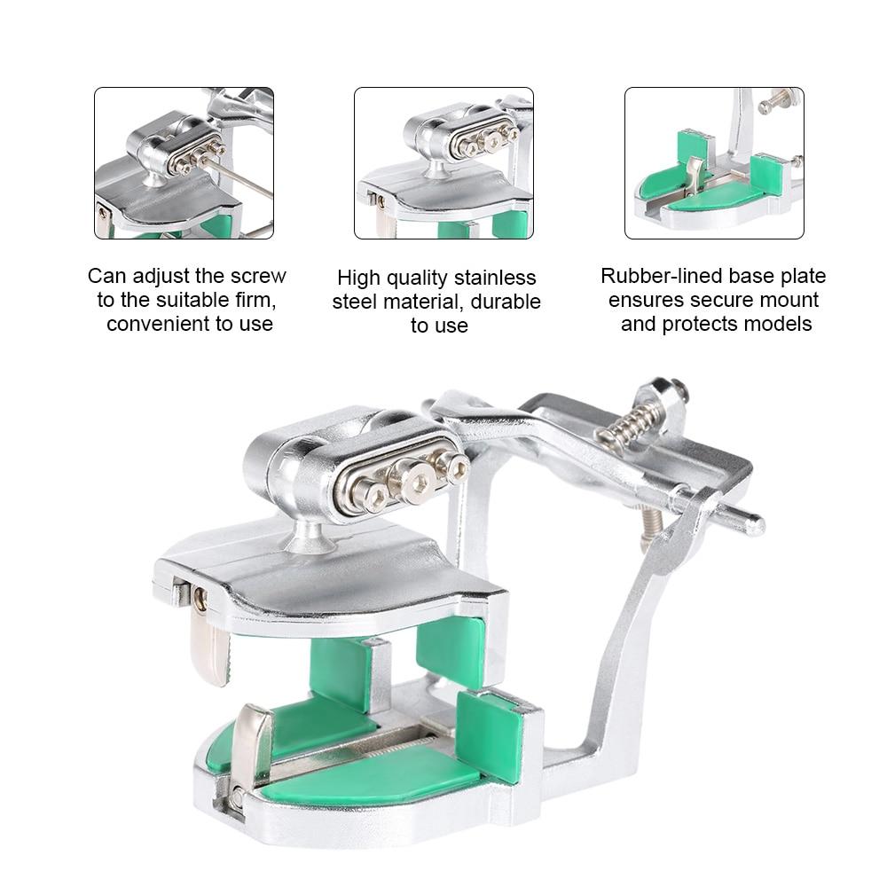 Articulador Dental ajustable de alta calidad, articulador Dental de laboratorio, equipo de dentista, herramienta Dental de acceso profesional