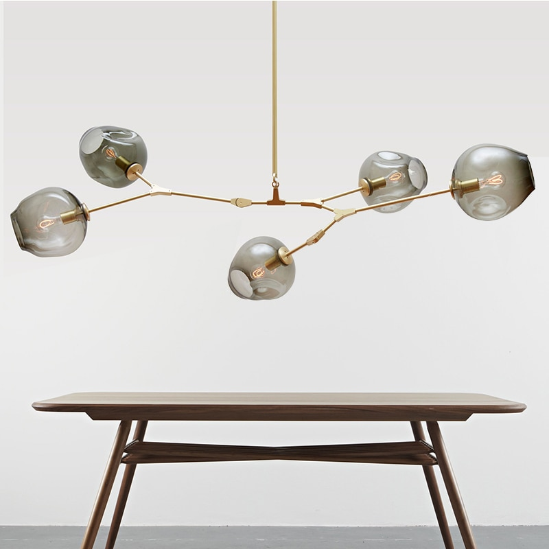 American Style Pendant lights for Kitchen Dinning room modern new Pendant lamp retro vintage suspension luminaire hanging light