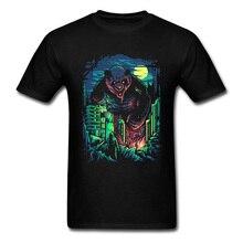 Cool !Giant Panda Zombie Attack Tokyo Amazing T-Shirts Popular Fashion Print Tshirts 3D Shirts Marvel Horror T Shirts Classic