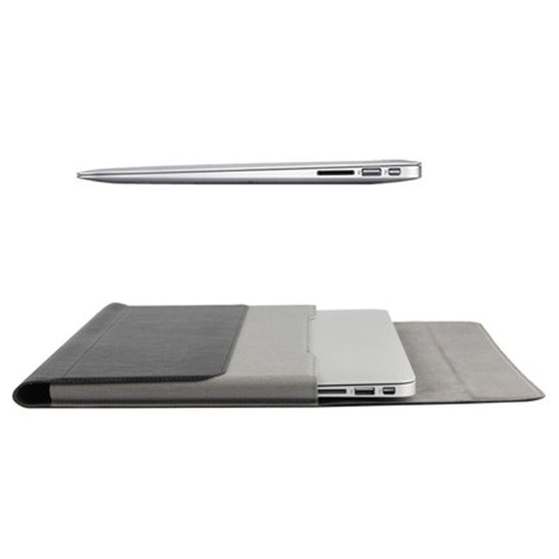 Huawei MateBook 13 laptop çantası PU Deri Dosya cep Kılıf Bilgisayar paketi matebook13 WRT-W19 W29 dizüstü bilgisayar kılıfı Kılıfı