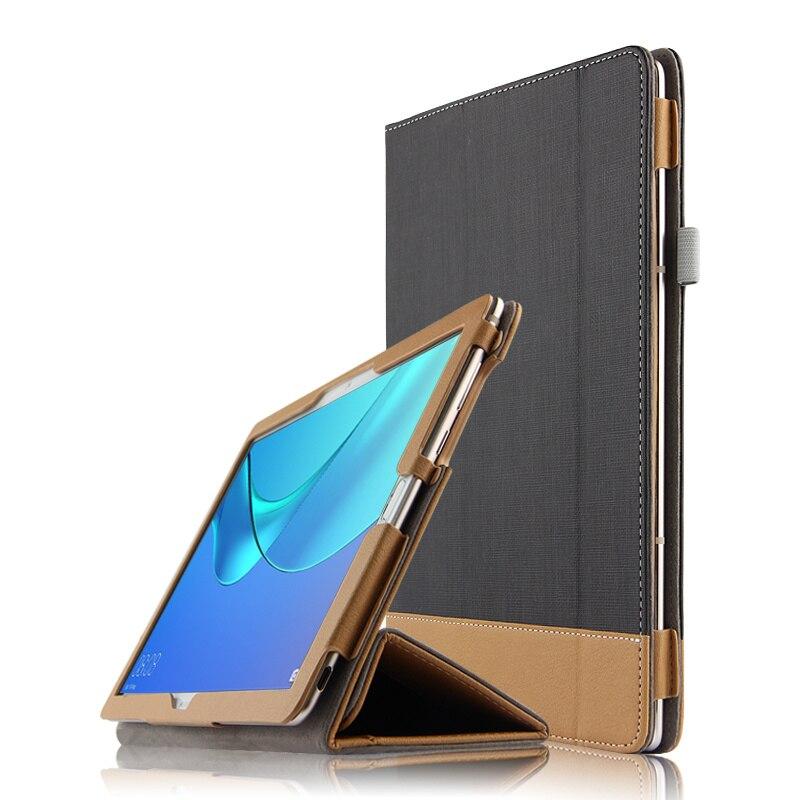 "Para Huawei MediaPad M5 10.8 CMR-AL09 W09 Caso Capa Protetora PU Couro pad Mídia M5 10.8 10 Pro M5 10.8 ""Tablet Casos de Cobertura de"