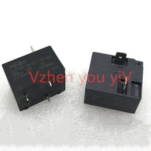 5pcs power relay for songchuang 855AWP-1A-C2 12VDC 4 foot  air conditioning water heater DC12