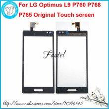 Nuevo panel táctil de reemplazo Original (no LCD) para LG Optimus L9 P760 P768 P765 pantalla táctil lcd digitalizador