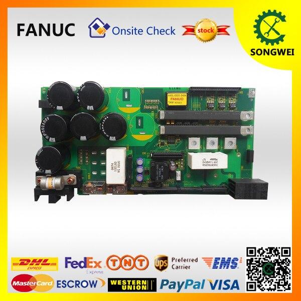 Ventilador AC servo amplificador placa de circuito PCB placa base A16B-2203-0661
