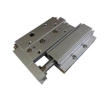 MXF Linear Pneumática Fina Cilindro de Ar MXF8-10 MXF8-20 MXF8-30 MXF12-20 MXF12-30 MXF12-50 MXF16-30 MXF16-50