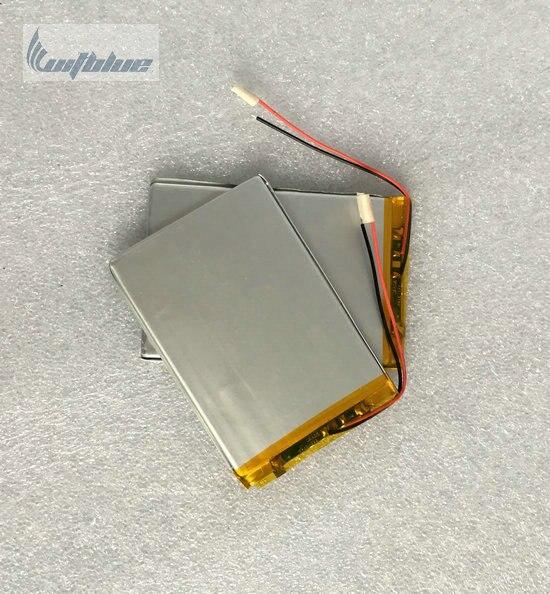 "Paquete de baterías Witblue polímero li-ion 3000 mAh 3,7 V para 7 ""VERTEX Tab 3G 7-2 reemplazo de la tableta 7-1"