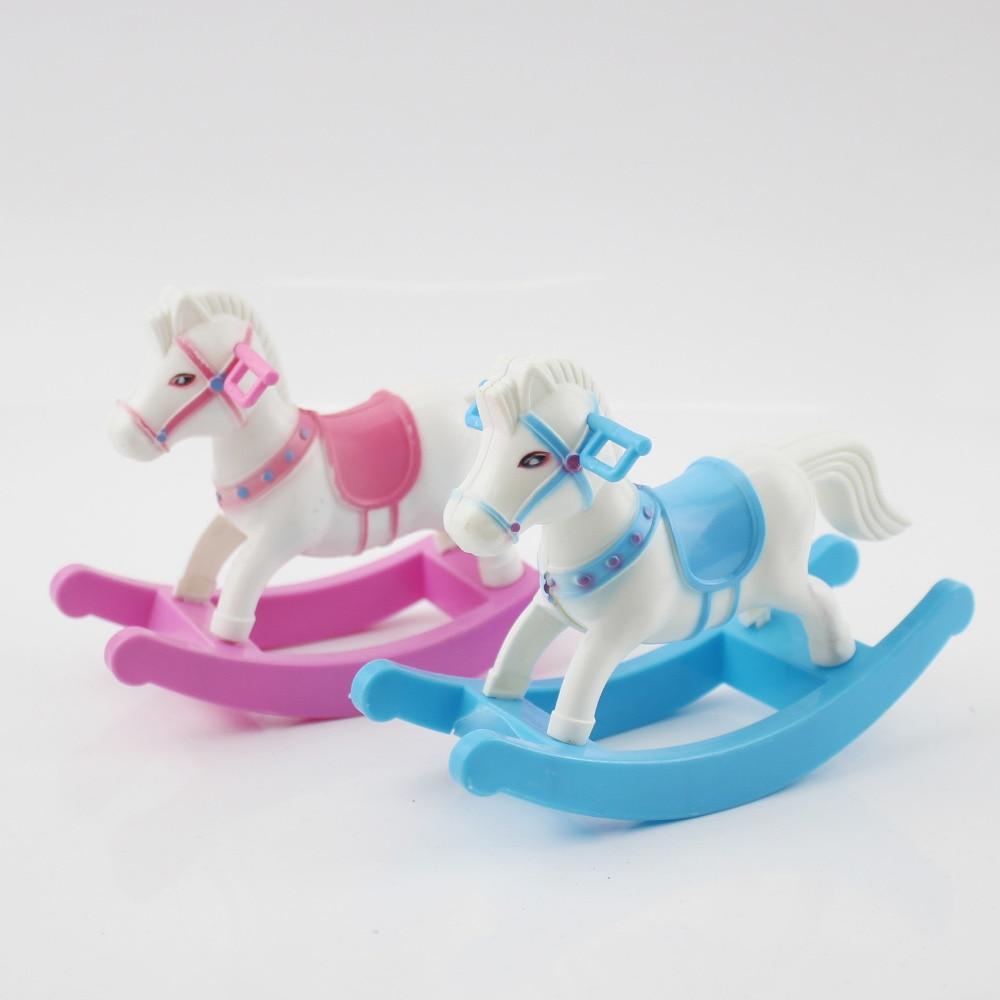 2018 venda quente trojan playhouse para o presente do bebê bonito em miniatura para boneca trojan brinquedo moda para casa de boneca brinquedo