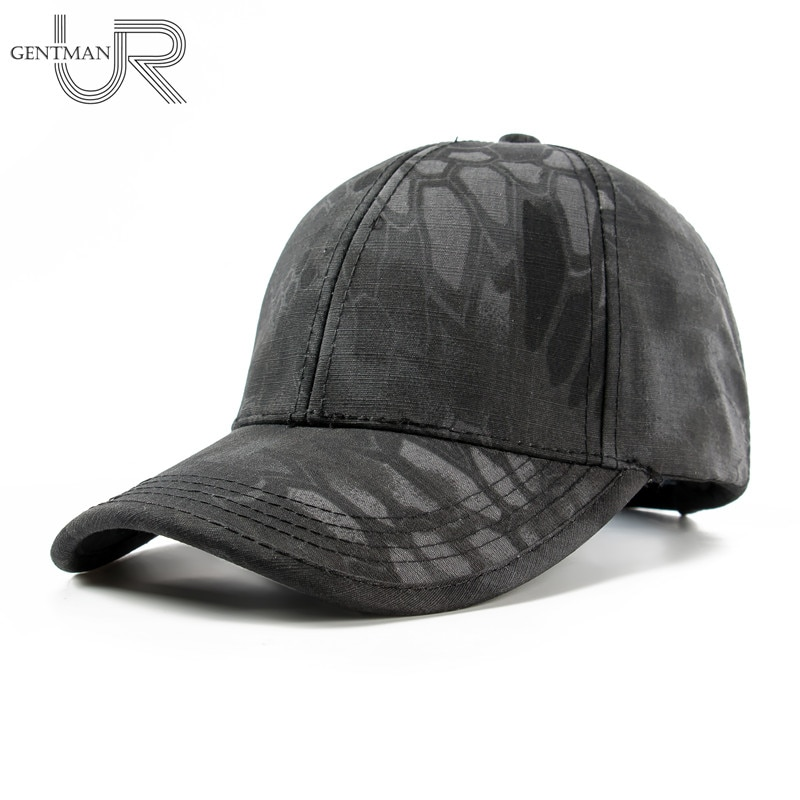 Новый высокое качество унисекс мужчины и женщины камуфляж тактический бейсболка армии крышка моды кобра камо кепка