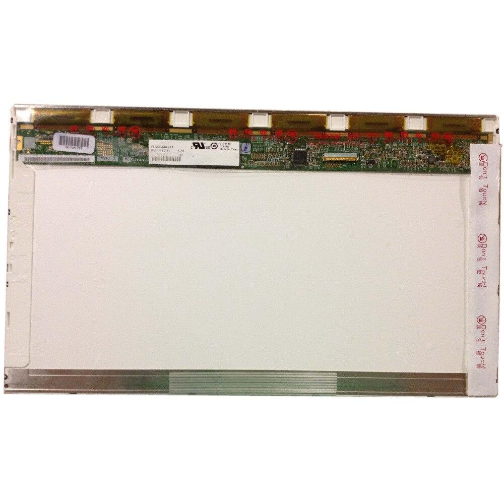 لوحة شاشة LED LCD ، 1366X768 ، 40 دبوس ، CLAA156WA11A ، 15.6 LED ، CLAA156WB11A