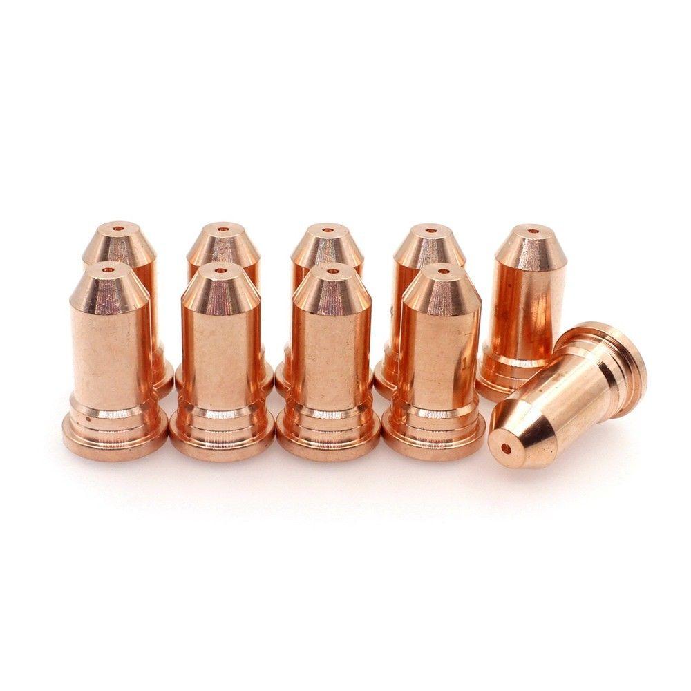 MT51248.14 VU0676 Plasma Cutting Tips 1.4mm for PT-100 IPT-100 PTM-100 PTM100 Cutter Torch