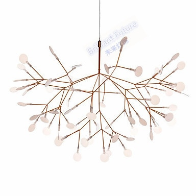 Pendant Light Modern Northern Europe Modern Tree Leaf Pendant Lamps Lightings factory direct sales  - buy with discount