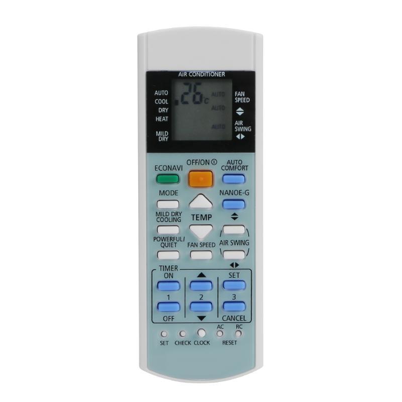 Control remoto de aire acondicionado de baja potencia para Panasonic A75C3208 A75C3706 A75C3708, Control remoto del aire acondicionado