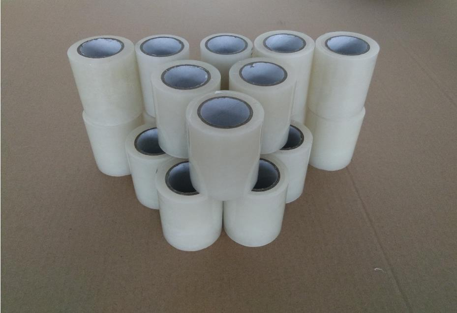 10 metros X 2 cinta de reparación de lona plástica translúcida, cinta adhesiva trampa. Paño de reparación de cubierta 60% transparente. swathe.