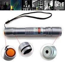 Bonne qualité 2018 plus récent haute puissance 523nm 500mw laser pointeur lampe de poche vert laser lampe de poche lumière verte livraison gratuite