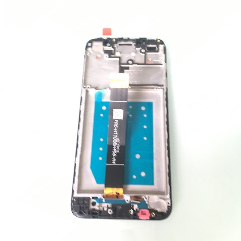 Pantalla LCD de 5,45 pulgadas para Huawei Y5 Lite 2018 DRA-LX5 pantalla LCD táctil montaje de panel piezas de teléfono con marco