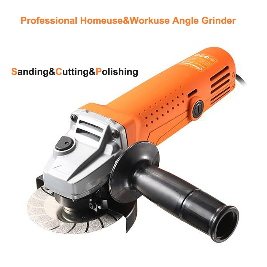 Strong Power 720W 13800r/min High Speed Sand Cut polish Angle Grinder For Home And Work enlarge