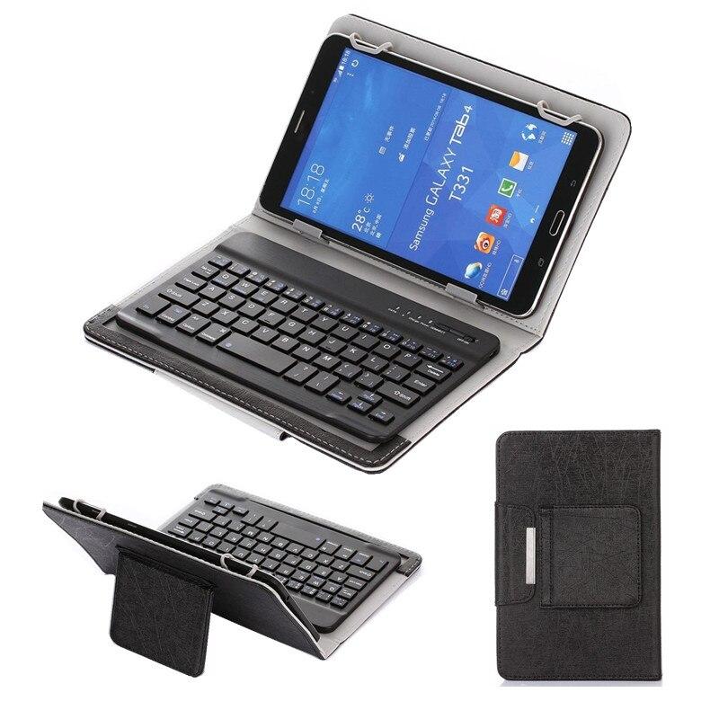Universal 8 inch Case For Xiaomi Mi Pad 4 MiPad4 Mi Pad4 Mipad 4 8 inch tablet Wireless Bluetooth 3.0 Keyboard cover +OTG+pen