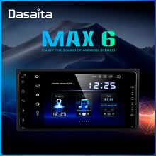 "Dasaita 7 ""Auto 2 Din Android 9,0 Radio GPS für Toyota Corolla Camry Prado RAV4 Highlander Yaris Tundra Sequoia 4 Runner 86 Scion"