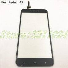 5.0 lentille de verre décran tactile de téléphone portable pour Xiaomi Redmi 4X écran tactile capteur Touchpad avant verre