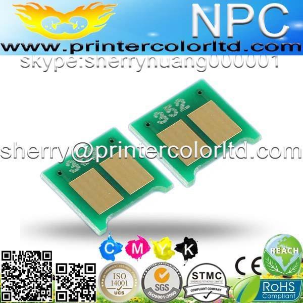 Contador de Color 126A CE310A CE311A CE312A CE313A para HP U10 LaserJet Pro CP1020 CP1025 CP1025NW M175A M275 M275NW, chip de restablecimiento de tóner