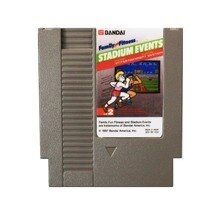 Hot Sale! 72 Pins cartridge 8 Bit Game Card  Drop Shipping - Stadium Events
