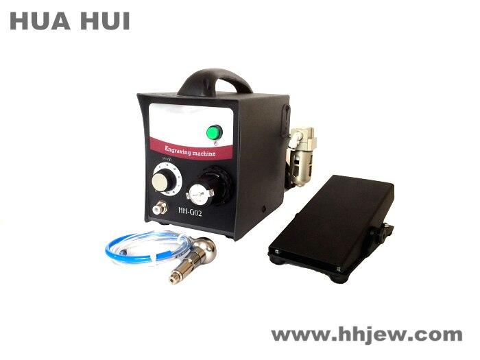 Envío Gratis nueva máquina de grabado caliente 220 V/110 V 0-8000 SPM joyería grabador equipo herramientas