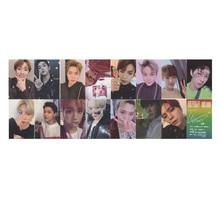 Youpop KPOP NCT 2018 EMPATHY REALITY DREAM Album Photo Card Hip Hop Self Made Paper Cards Autograph Photocard XK566