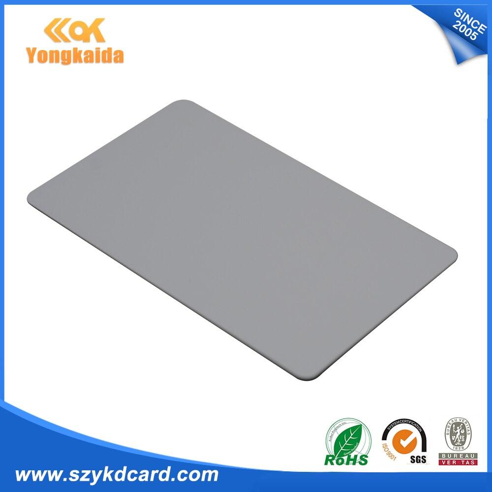 YongKaiDa 125 khz smart card met 18000-2 protocal Temic T5577 lege rfid-kaart