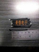 Free shipping 10 k rmistor NTC 1% 30 mm B value 3435/3950 MF52D long sensing small black head 100%New original