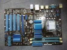 Utilisé, pour Asus P5P43T SI carte mère de bureau originale P43 Socket LGA 775 DDR3 16G SATA3 USB2.0 ATX en vente