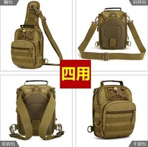 Tactical Brassiere Multifunctional Slingshot Luggage Single Shoulder Slant Bag 10-inch Tablet Computer Bag Military chest