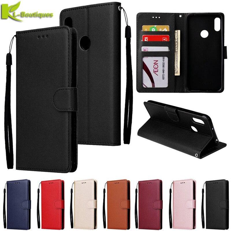 Classic Leather Case on sFor Xiaomi Redmi Note 7 5 4 6 Pro Cases for Xiaomi Redmi 6 5 Plus 5A 4A 4X